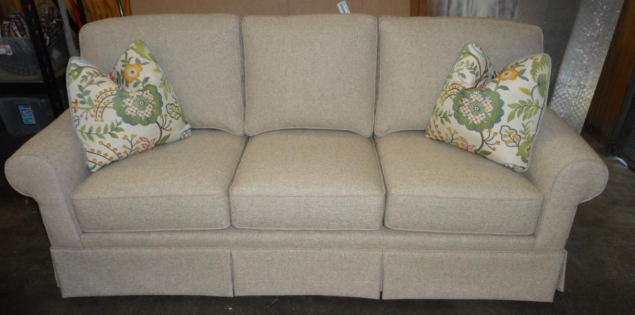 Barnett Furniture  King Hickory Bentley Sofa