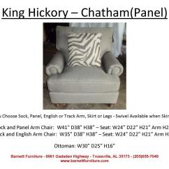 Bentley Sofa By King Hickory Couch Brisbane Barnett Furniture - Chairs
