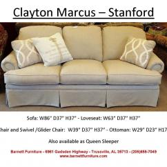 Average Size Of A Sofa Baby Bed Malaysia Barnett Furniture 84 Quot 89