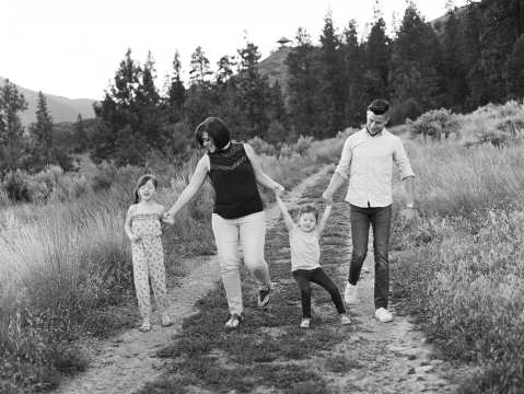 Kelowna Okanagan Wedding Photographers Barnett Photography
