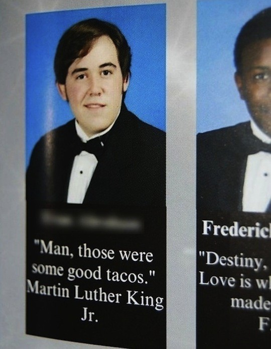 32 Hilarious Senior Quotes That You Won't Believe Got ...