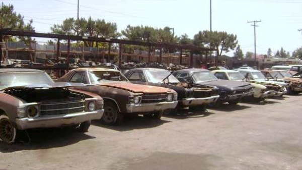 daves-goldwest-wrecking-el-caminos