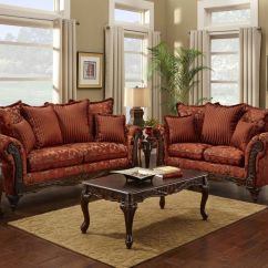 Queen Anne Living Room Sets Wall Colors For Rooms 2017 How To Decorate Your Home In A Style Barn Furniture Handmade Solid Wood Since 1945