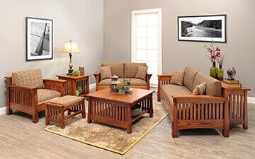 wood living room furniture cheap ceiling ideas buy mission handcrafted solid