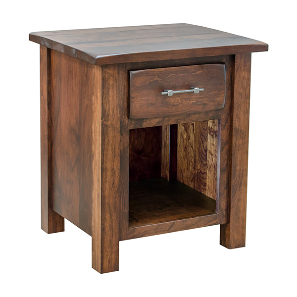 amish built sofa tables italian wood designs barn floor plank nighstand furniture product picture may not reflect actual price please use pull down when available to determine your colors and finishes vary depending on