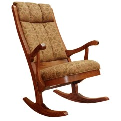 Oak Rocking Chair Plans Swinging With Stand Uk Amish Lincoln Rocker Chairs Barn Furniture