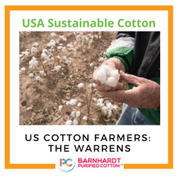 U.S. Cotton Farmers: The Warrens