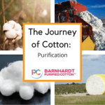 The Journey of Cotton: Purification