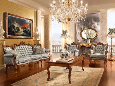Mobili classici camere da letto soggiorni classici