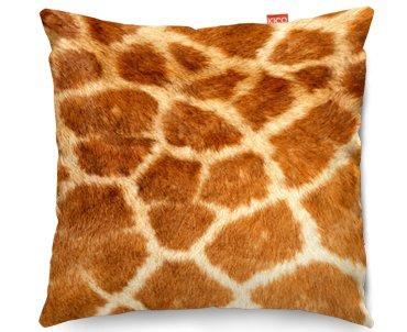 Kico Animal Skin 45x45cm Funky Sofa Cushion Giraffe At