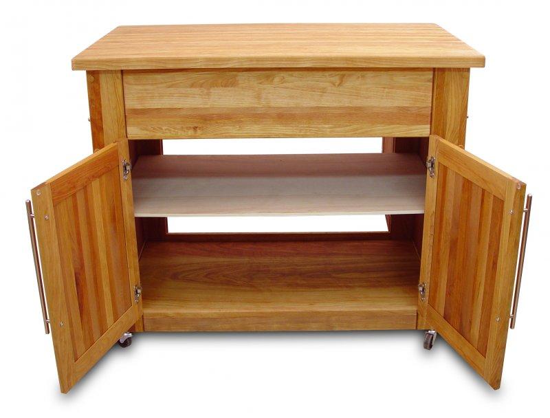 catskill craftsmen kitchen island wall cabinets the empire trolley at barnitts