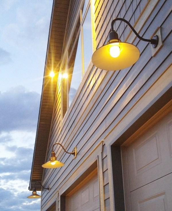 Outdoor Barn Light Lighting