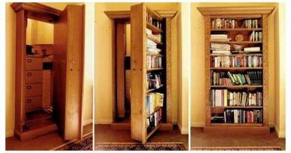 Cool Secret Rooms  Barnorama