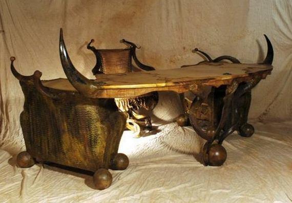 Cool African Made Furniture  Barnorama