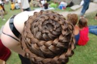 Insanely Complicated Braid Styles - Barnorama