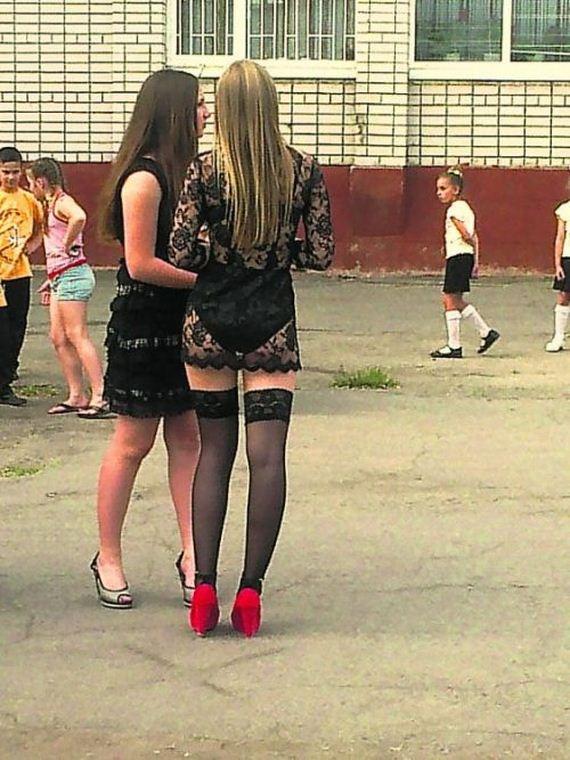 Russian Girl Prom Dress Barnorama