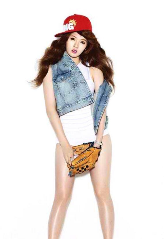 Hyuna Cute Wallpaper Kim Hyun A Photos Barnorama