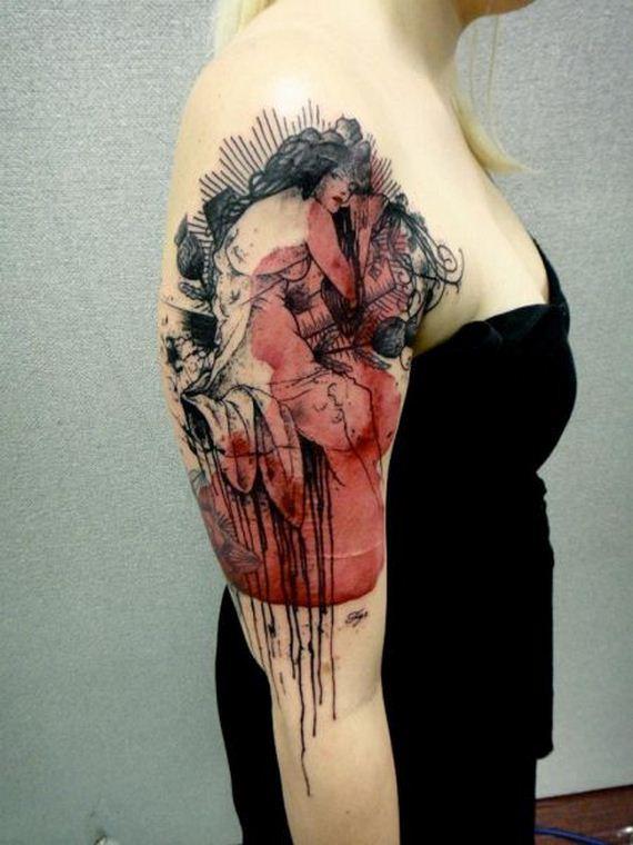 Fashion related tattoos