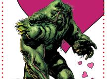 Punny Valentine's Day Cards From DC Comics - Barnorama