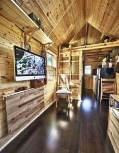 best my future tiny house images houses small spaces also rh pinterest