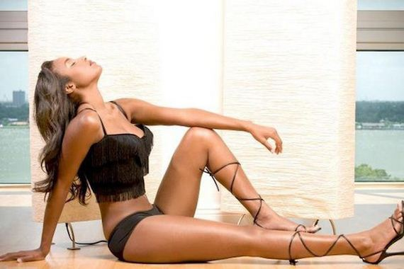 Brandi Alexis Reed is a Hot Ringside Attraction  Barnorama