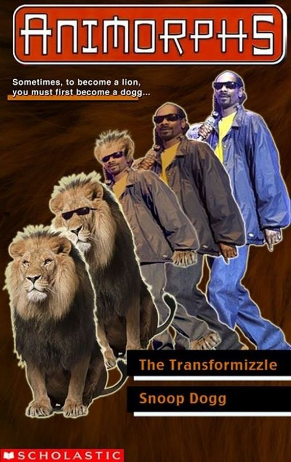 Collection of Celebrity Animorphs  Barnorama