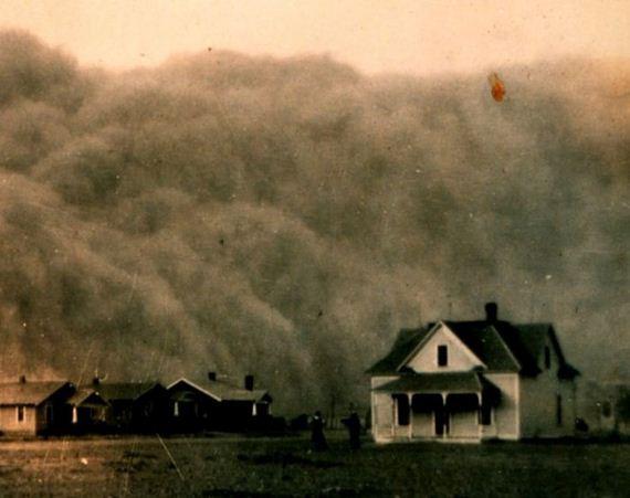 Dust Bowl  Barnorama
