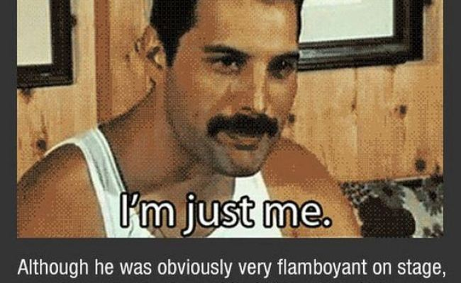 Facts About Freddie Mercury Barnorama