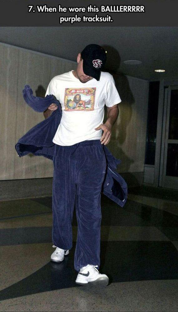 When Leonardo DiCaprio Was a Total Badass  Barnorama