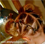 adorable hairstyles toddler
