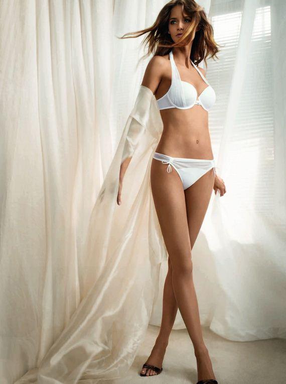 The Brazilian With Pretty Sweet Lips Flavia de Oliveira