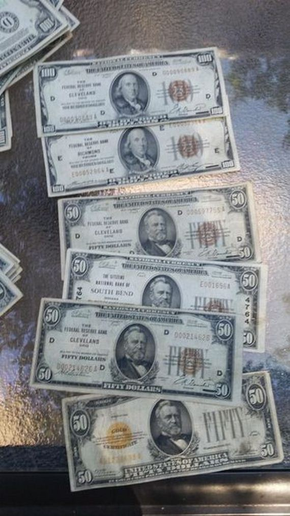 Man Finds Some Serious Treasure After Remodeling His House