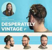 guys girly hairstyles