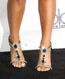 Ariana Grande Feet - Barnorama