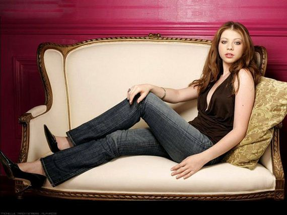 Best Cute Girl Wallpaper The Hottest Michelle Trachtenberg Photos Barnorama