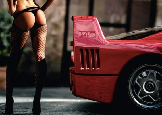 Girl Driving Car Wallpapers Girls And Enzo Ferrari Quotes Barnorama