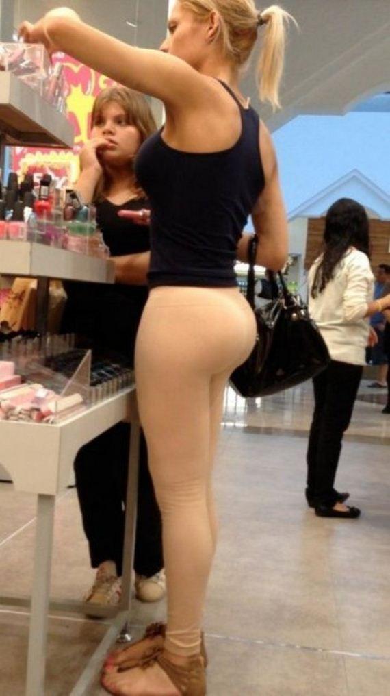 Hot Ass In Yoga Pants  Barnorama