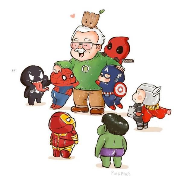 hug cartoon