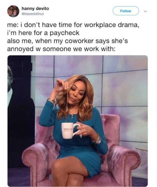 Why Are You Work Memes