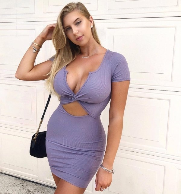 70 Hot And Sexy Girls In Tight Dresses - Barnorama