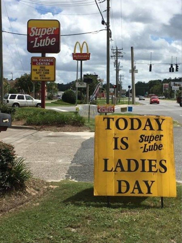 29 Funny And Weird Signs Around The World Barnorama