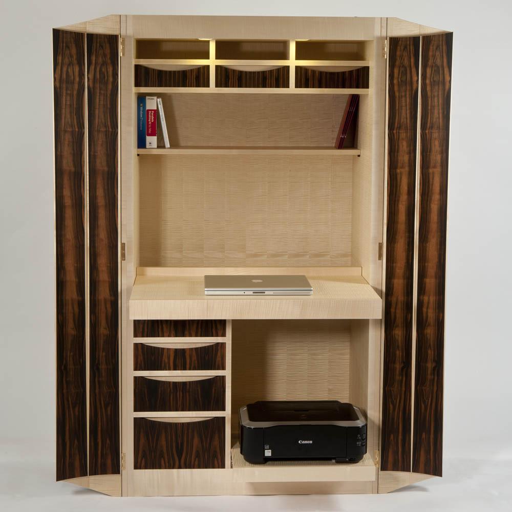 Computer Cabinet  Edward Barnsley Workshop