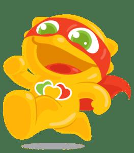 New-Mascot-Running