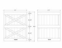 Barn Door Construction | How to Build Sliding Barn Doors