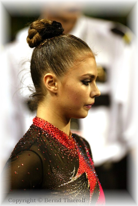 Rhythmic Gymnastics View Topic Hairstyles And Hair Decorations