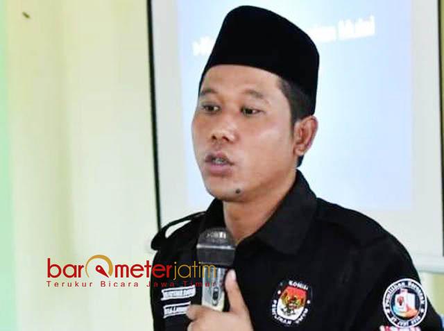PKPI ABSEN DI PILEG 2019: MH Fathurrohman, PKPI Lamongan tidak ikut bertarung di Pileg 2018 karena tidak mendaftarkan Bacaleg.   Foto: Barometerjatim.com/HAMIEM ANWAR