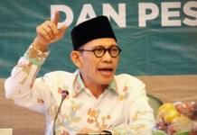 Robikin Emhas, Munas Alim Ulama-Konbes NU membahas banyak hal penting. | Foto: Ist