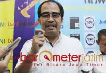 Harun Al Rasyid, dana Nawa Bhakti 10K tak ada yang dari OPD Pemprov Jatim. | Foto: Barometerjatim.com/roy hs