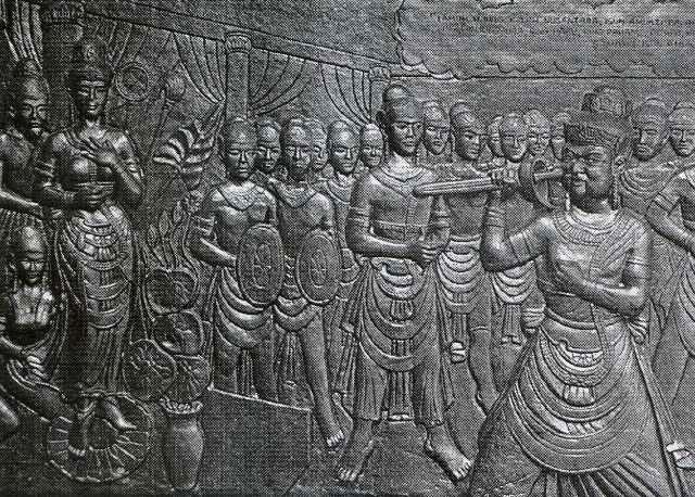 Kerajaan Majapahit disebut banyak mendapat suplai kebutuhan pangan dari Kerajaan Sadeng.   Ilustrasi: Ist