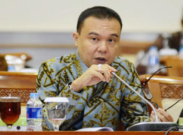 Ketua MKD DPR RI, Sufmi Dasco Ahmad, Bambang Haryo memang reses dan bukan sosialisasi Caleg. | Foto: Ist